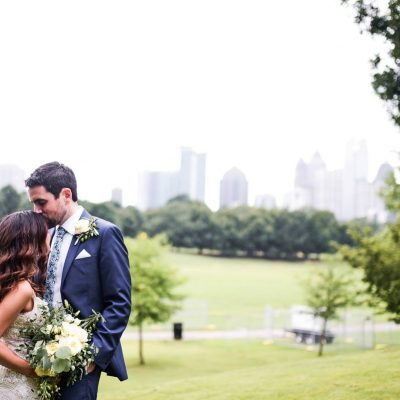 JANAN AND PAUL'S WEDDING DAY – THE PIEDMONT ROOM